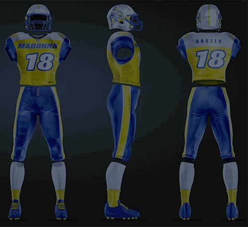 Football Uniform Designs