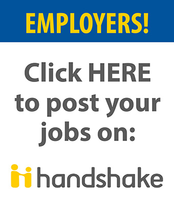 Employers: You can view our candidates now on Handshake