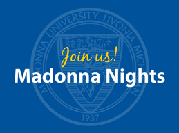 join us! madonna nights