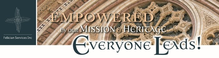 empowered by our mission and heritage everyone leads