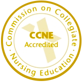Nursing Accreditation CCNE Logo