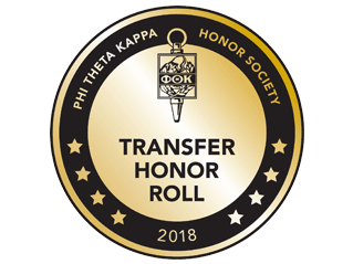 Transfer Honor Roll 2018 seal